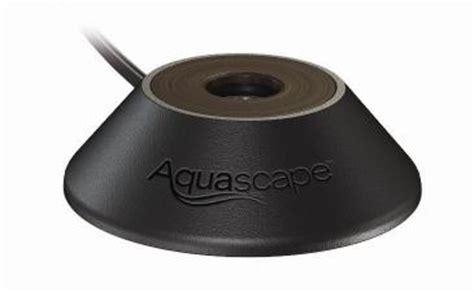 aquascape light calculator aquascape led waterfall and landscape accent light 1 watt g2