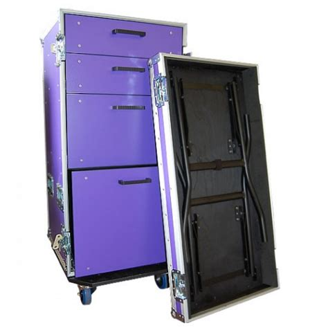 Drawer Flight by Purple Four Drawer Flight Toolbox