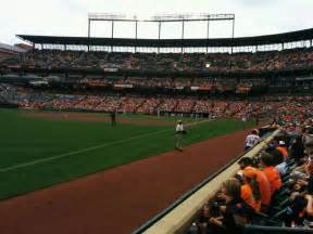 oriole park at camden yards section 66 row 2 seat 4