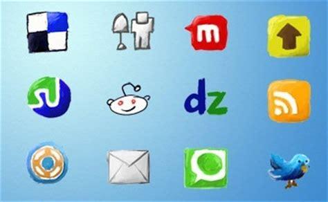 les meilleurs packs de logos  icones de reseaux sociaux