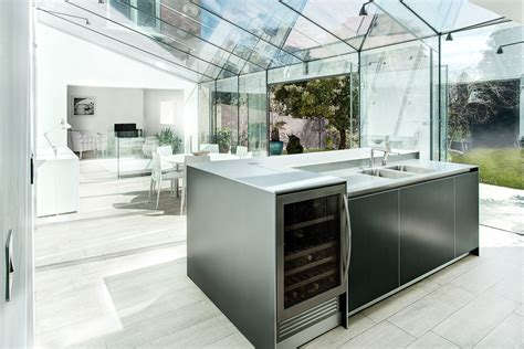 home design studio uk the glass house modern contemporary extension and