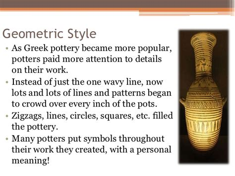 design period meaning greek pottery