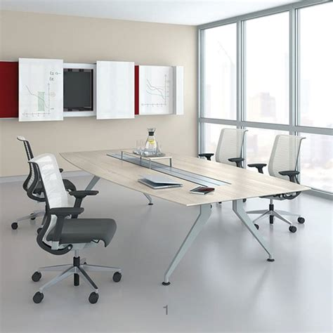 Steelcase Conference Table Steelcase 4 8 Conference Tables Meeting Tables