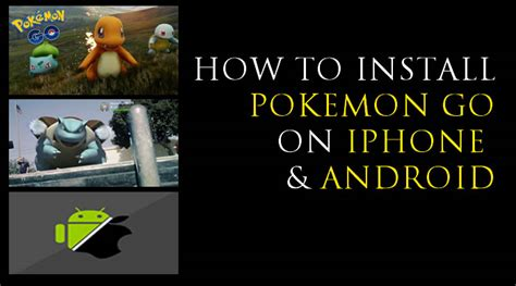 how to install android on iphone how to install go on android and iphone safely cyberwarzone