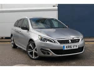 Peugeot Garage Chester Used Peugeot 308 2 0 Bluehdi 150 Gt Line S S For Sale