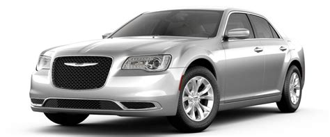 chrysler  touring colors  color option