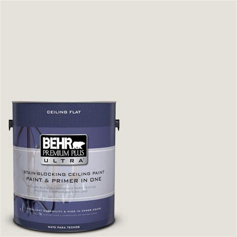 behr premium plus ultra 1 gal no ul260 13 ceiling tinted