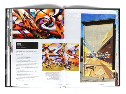 graffiti cookbook a urban media graffiti cookbook softcover buch
