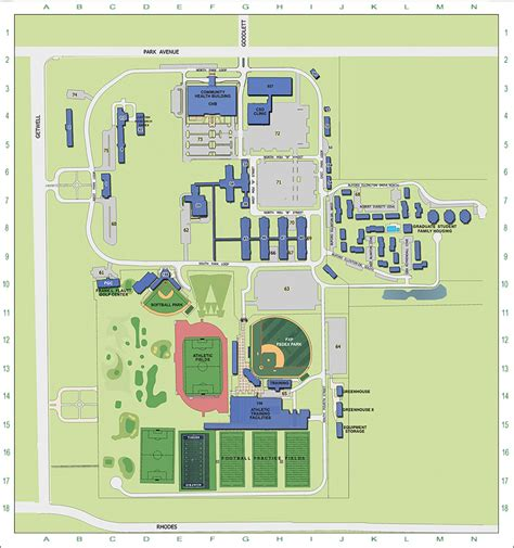 college map johnson state college admissions cus map