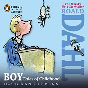 boy tales from the sidelines of an childhood books boy audiobook roald dahl audible