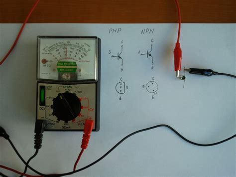 transistor test how to test a bipolar transistor antimath