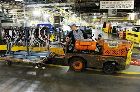ford motor kansas city assembly plant ford celebrates assembly line s past 100 years and