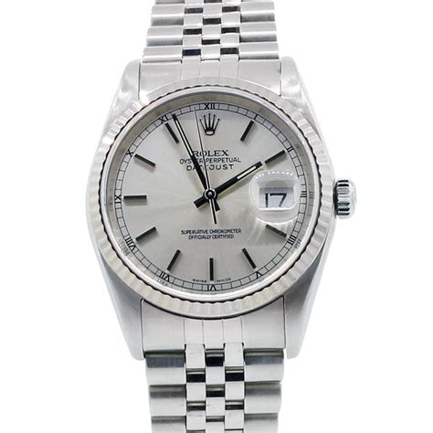 Rolex Oyster Perpetual Date Just Glw rolex datejust oyster perpetual 16234 jubilee