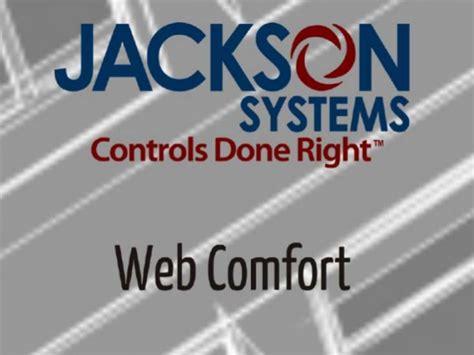 jackson comfort systems web comfort