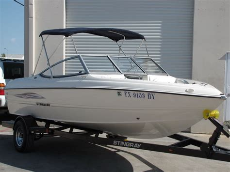 stingray boats 195 rx stingray 195 rx boat for sale from usa
