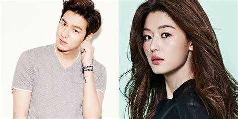film lee min ho dan jun ji hyun drama korea lee min ho dan jun ji hyun sukses kalahkan