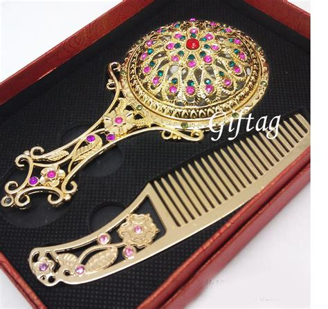 Wedding Gift 15000 by Bulk Royal Mirror And Comb 100 Pieces For For By