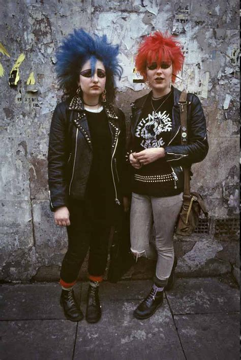 70s punk fashion women portraits of the london punk movement of the 1970s and