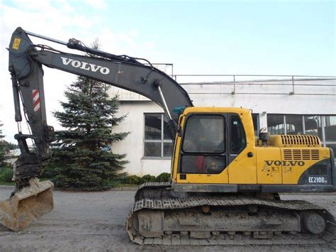 volvo ec   lc crawler excavators year  price    sale mascus usa