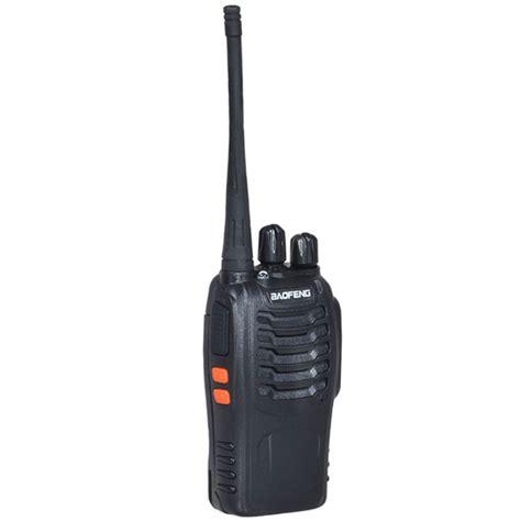 new portable walkie talkie two way radios uhf ham radio hf