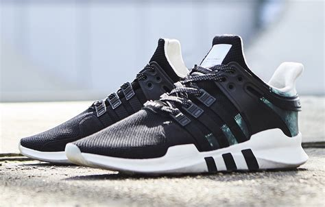 Adidas Eqt Support Adv Original 1 grey and turbo come together on the adidas eqt support adv kicksonfire