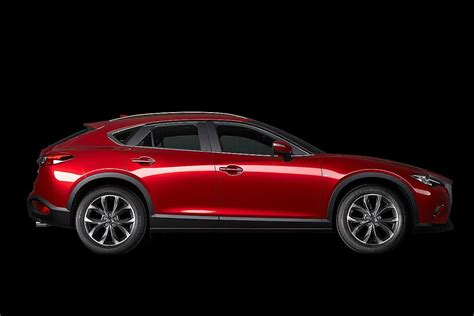 mazda 4 by 4 mazda cx 4 crossover suv bows in china shows