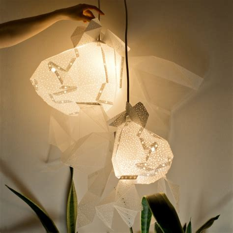 paper craft l shades papercraft light shades of aquatic by vasili ego