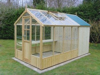 Storage Shed Greenhouse by Greenhouse Storage Shed Like The Idea Of Them Both