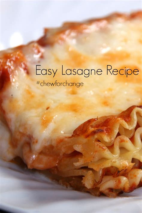Lasagna Recipe Easy Cottage Cheese by Easy Lasagna Recipe Spaceships Lasagna Recipes And Dr Oz
