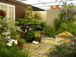 home and garden decoration ideas beautiful small gardens one decor
