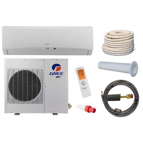 2000 btu air conditioner price ramsond 12 000 btu 1 ton ductless mini split air
