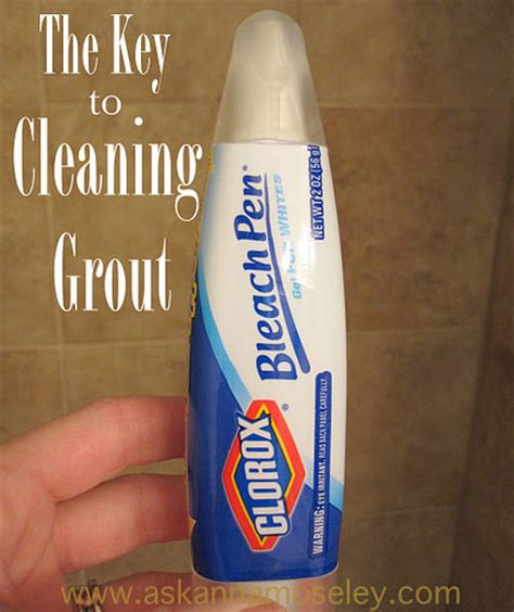 Cleaning Grout With Oxiclean Amazing Transformation The Easiest Way To Clean Grout