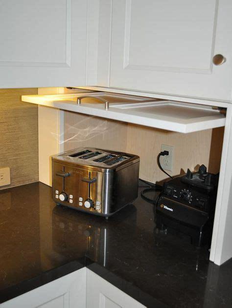 kitchen appliance cabinets white shaker cabinet appliance garage a white shaker