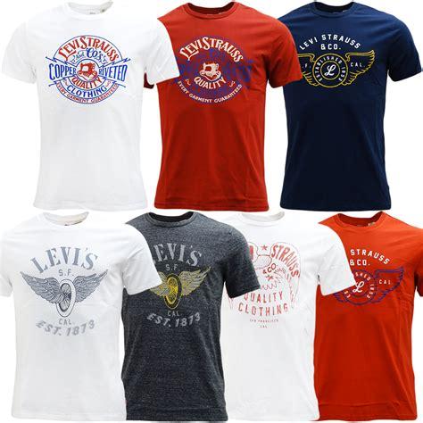 Tshirt Levis California levi t shirts mens original levi strauss sleeve t