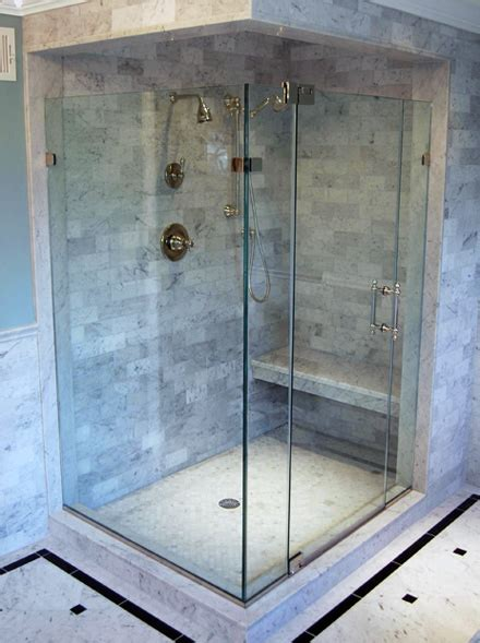 King Glass Shower Door Shower Door King Shower Door Installations
