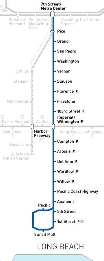 blue line metro map metro metro rail