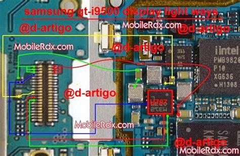 Ic Power Samsung Galaxy S4 Gt I9500 Max 77803 samsung i9500 galaxy s4 display light problem ways solution