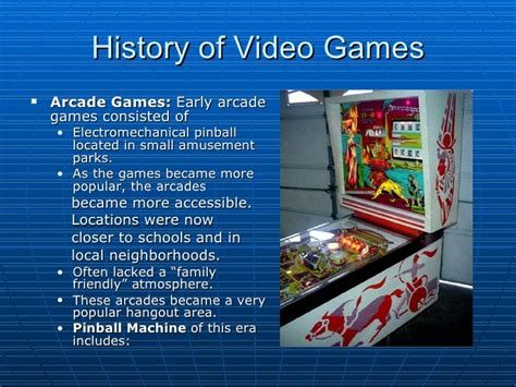 game design history history of electronic game design