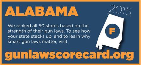 Alabama Background Check Laws Alabama Center To Prevent Gun Violence