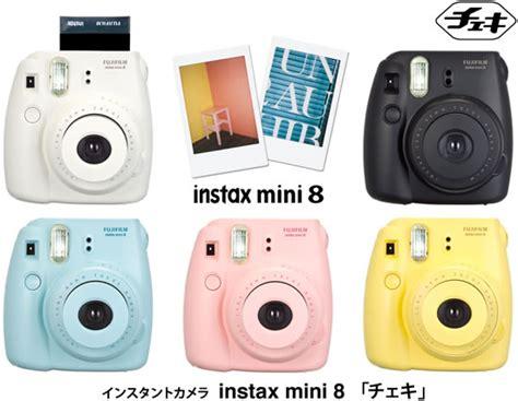 Kamera Fujifilm Instax Mini 8s jual fujifilm instax mini 8s kamera polaroid kamera instan