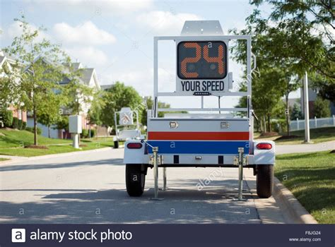 mobile speed mobile radar speed trailer picture of a mobile