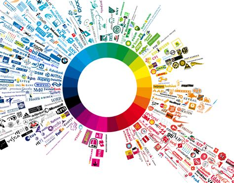 logo color 10 color banner design inspiration