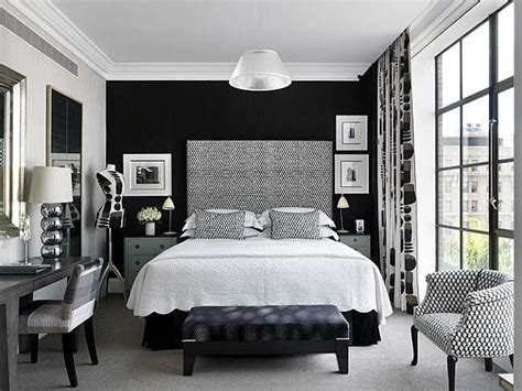 Black And White Bedroom Decor Ideas Decor Ideasdecor Ideas Black And White Bedroom Decor