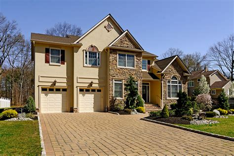 Two Story Homes by 2 Charlotte Drive New Home Construction Clark New Jersey
