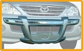 Rear Bemper L Toyota All New Avanza Led All Smoke Fullset Eagle Eye variasi mobil avanza new