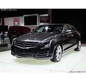 【图�凯迪拉克进口 凯迪拉克ATS进口 2013日内瓦车展 213305 汽车之家