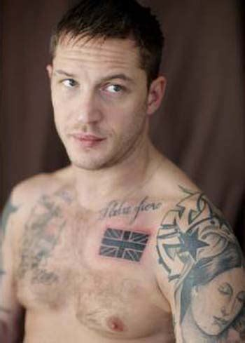the daily hotness tom hardy but i digress