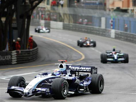 Toyota Williams Nico Rosberg Williams Toyota Monte Carlo 2007 183 F1 Fanatic