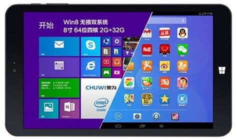 windows 8 1 for android chuwi vi8 8 quot dualboot windows 8 1 android bontott 220volt hu