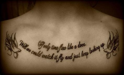 tattoo lyrics chest paramore lyrics from hallelujah tattoo pictures at